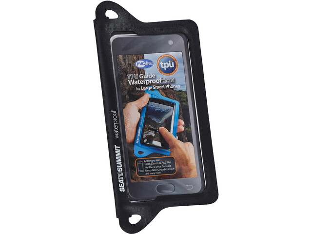 Sea to Summit TPU Guide Waterproof Case for XL Smartphones black